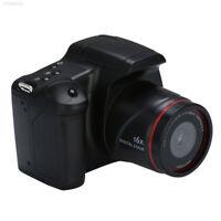 D11F 16MP 1080P 16X Zoom 2.4 Inch TFT Screen Anti-shake Digital SLR Camera Cam A