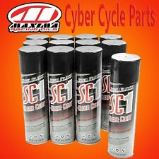 Maxima Racing Oils SC1 High Gloss Silicone Clear Coat 12oz. Spray Case/12 Pack