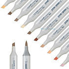 Copic Sketch Markers Earth tone Colors - Choose one - single marker