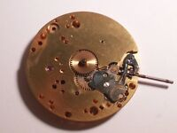 UTE/Unitas 6498 movement, gold, for repair/needs cleaning, Arnex/Barylor/Duval