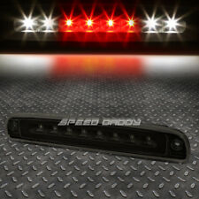 FOR 1997-2007 DODGE DAKOTA BLACK SMOKED LED REAR THIRD 3RD BRAKE LIGHT LAMP BAR