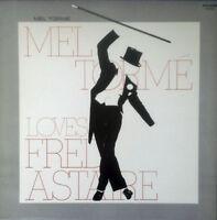MEL TORME - MEL TORME LOVES FRED ASTAIRE - BETHLEHEM - REISSUED LP