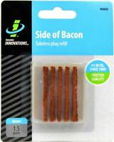Genuine Innovations Side of Bacon - 20-Plugs - Tubeless Bike Tire Repair Plugs