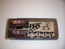 Roundhouse Products  2  Baltimore & Ohio Ore Cars KITS  {NEW}