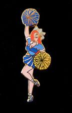 DISNEY JESSICA RABBIT as a CHEERLEADER NEW ON CARD LE 250 PIN Halloween