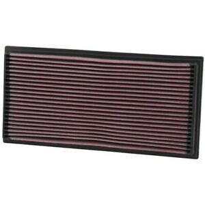 K&N Filters 33-2763 Volvo S40/V40 1.8 & 2.0 Replacement Air Filter
