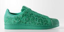 Adidas Originals Superstar XENO NEW Men Sz 12 Fresh Green AQ8180 Flash Suede Fly