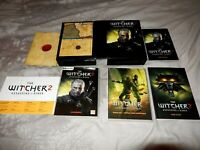 The Witcher 2  Assassins of kings PREMIER  edition  PC game CIB VGC