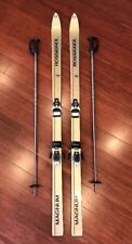 Rossignol Magnum 170cm Skis w/ Tyrolia 170 Lock bindings and poles