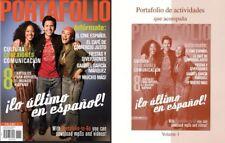 Portafolio Vol. 1 Textbook and Workbook PDF (Combo Pack)