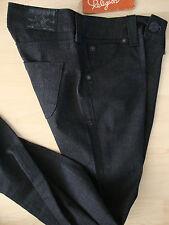 TRUE RELIGION Jeans STEVIE RAW Gr.28 Damen Jeans Schwarz NEU mit ETIKETT
