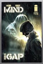 MIND THE GAP #10 - JIM McCANN STORY - SONJA OBACK VARIANT COVER B - 2013