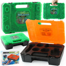 Portable Storage Box for Beyblade Burst Metal Fusion Beyblade Launcher Grip Toy