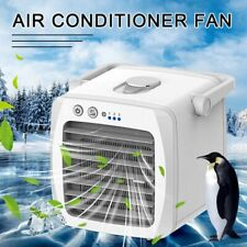 Mini Air Conditioner Cooler Desk Humidifier Cooling Fan Air Purifie For Car Home