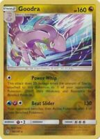 Goodra 96/145 SM Guardians Rising Reverse Holo Rare Pokemon Card MINT TCG