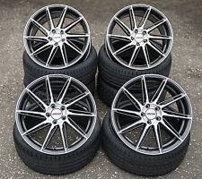18 Zoll Motec Aventus Alufelgen für BMW 1er F20 F21 2er F22 F23 M Performance X3