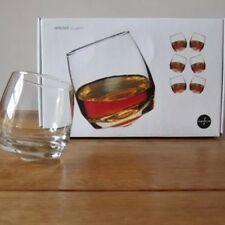 NEW Sagaform Rocking Whiskey Glasses, 6 3/4-Ounces, Set of 6