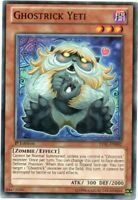3x Ghostrick Yeti - LVAL-EN082 - Common - 1st Edition LVAL - Legacy of the Valia