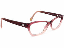 Dolce & Gabbana Eyeglasses D&G 1216 1857 Purple/Pink Gradiant Frame 52[]16 135