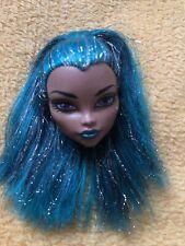 Monster High Puppe Nefera de Nile Ersatzteile Kopf Ooak Bastler Basic