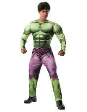 "Hulk Mens Costume, Standard, CHEST 44"", WAIST 30 - 34"", INSEAM 33"""