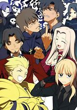 FATE ZERO NEW ART PRINT POSTER YF1308