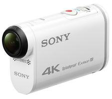 Sony FDR-X1000V Camcorder - White