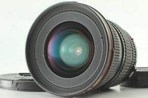 【EXC5+】 Canon New FD NFD 20-35mm f/3.5 L Manual Wide Angle Zoom Lens From Japan