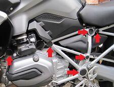 Frame Plug Set ( 11 caps ) for BMW R 1200 GS LC  ( ≥ 2013 / K50)