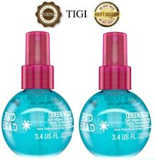 2 x TIGI BED HEAD QUEEN BEACH SALT INFUSED TEXTURE SPRAY 100ML