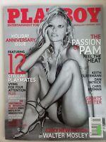 PLAYBOY MAGAZINE January 2007 HOLIDAY ANNIVERSARY SPECIAL! PAMELA ANDERSON!