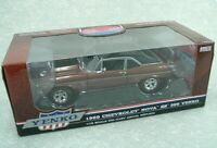 1:18  1969 CHEVY NOVA SS 396 YENKO  SUPERCARS LIMITED EDITION 1 OF 750 #CP7469