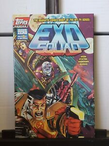 EXO Squad #0 Topps Comics