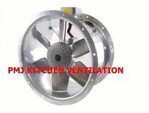 Flakt Woods 450 Dia Commercial Extract Fan (45JM) Kitchen Canopies & Ventilation