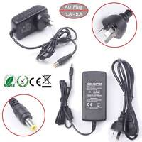 1A 2A 5A 8A 12V DC Power Supply Charger Adapter Transformer 3528 5050 LED Strip