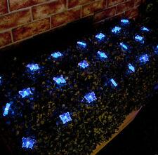 24 Novedad Energía Solar Mariposa O Libélula LED exterior Jardín Juego De Luces