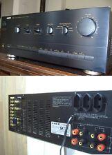 Uher UA-220R mit FB / RC   Verstärker Amplificateur Poweramp int. shipping