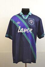 Vintage Sheffield United Away Shirt Jersey 1993-1995 XL