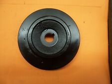 1935-1949 DODGE,HUDSON,PLYMOUTH,CAST IRON WIDE BELT  GENERATOR PULLEY