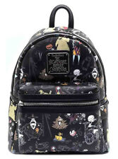 Loungefly Disney Nightmare Before Christmas Characters Jack Mini Backpack Purse