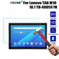 Premium Tempered Glass Screen Film Protector For Lenovo TAB M10 10.1 TB-X605F/M
