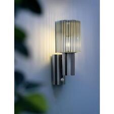 NEW Eglo Maronello Aluminum Outdoor Motion Sensing Wall-Mount Light 89573A