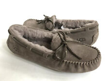 UGG DAKOTA MOLE SHEARLING LINED SLIPPERS US 11 / EU 42 / UK 9 - NEW