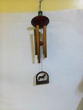 Chimesofyourlife E4383 Wind Chime, Beauceron/Bronze, 19-Inch