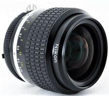 Nikon Nikkor Ai-S 35mm F/1.4 Lens Excellent++ No. 484498
