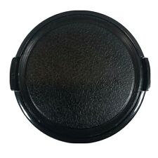 62mm Front Lens Cap Textured Snap On Unbranded