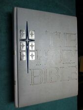 Peace of Mind  Family Bible, Red Letter Edition