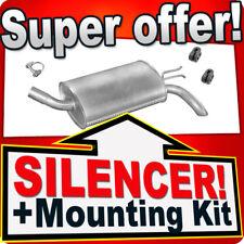 Rear Silencer RENAULT TWINGO 1.2 55/58/60 PS 1993-2007 Exhaust Box LME