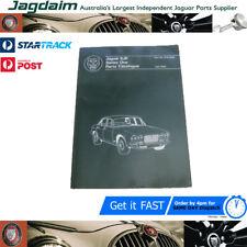 New Jaguar XJ6 S1 S2 Parts Catalogue S1 RTC9106