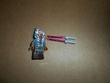 Lego® Disney Star Wars Minifigur Ahsoka mit 2x Lichtschwert aus Set 75158  Neu